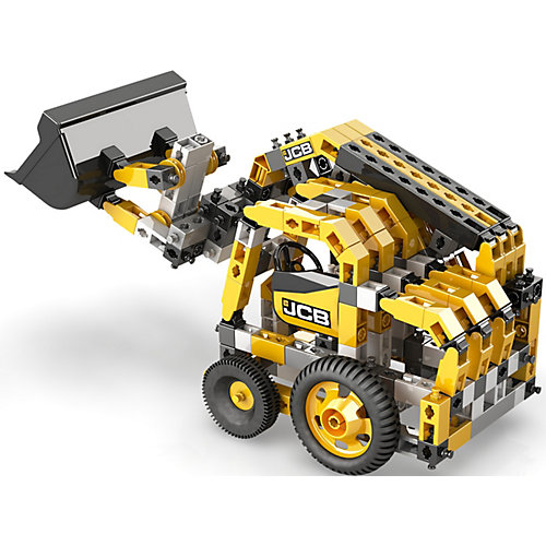"""Конструктор Engino """"Экскаватор-погрузчик"""", 3 модели от ENGINO"""