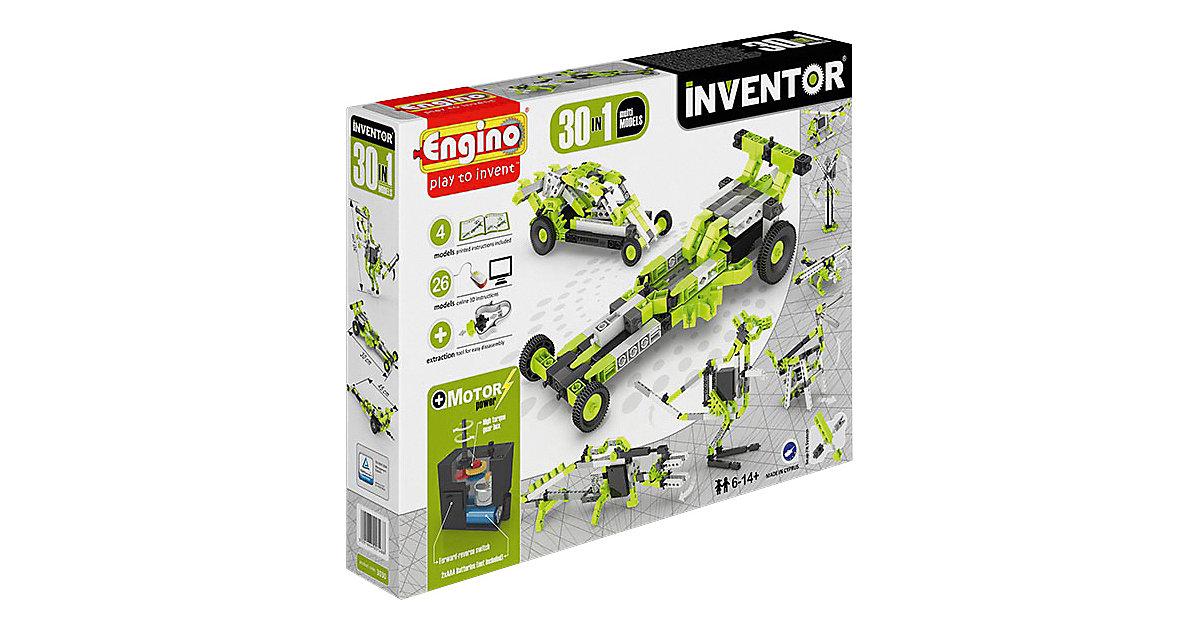 Engino Inventor 30 Modelle motorisiert