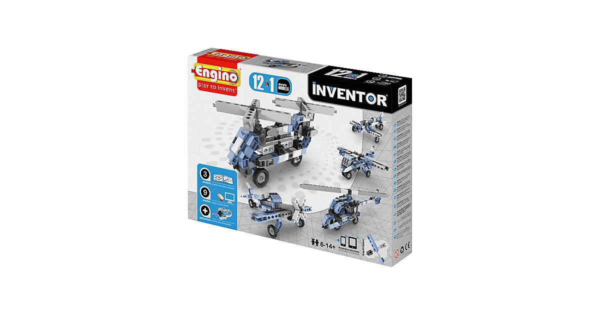 Engino Inventor 12 Modelle Flugzeuge