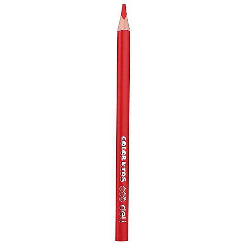 """Цветные карандаши Deli """"Color Kids Jumbo"""", трехгранные от Deli"""