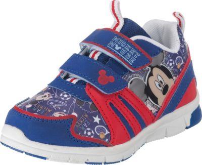 Disney Mickey Mouse & friends Sneakers low für Jungen, Disney Mickey Mouse & friends