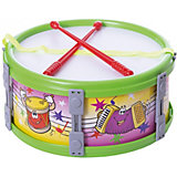 Барабан большой Marek 23 см, зелёный
