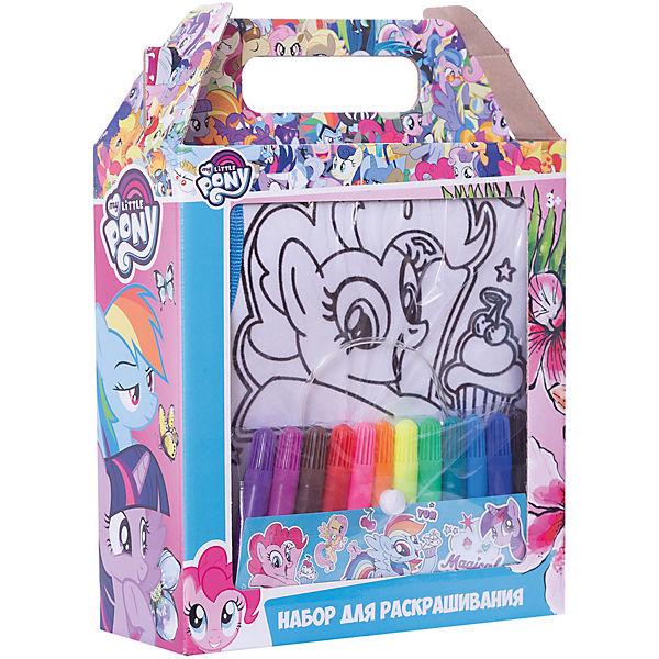 Набор для росписи рюкзака Centrum «My Little Pony»