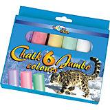 Мелки цветные Centrum «Jumbo», 6 цветов