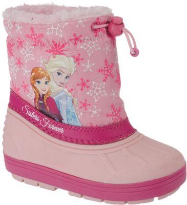 Disney Die Eiskönigin Winterstiefel für Mädchen, gefüttert, Disney Die Eiskönigin