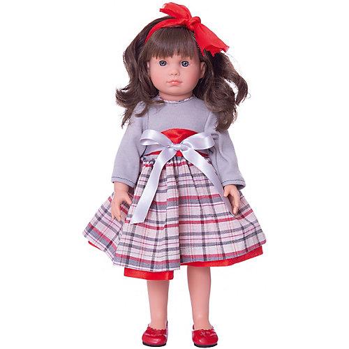 """Классическая кукла Asi """"Нелли"""" в сером платье, 40 см от Asi"""