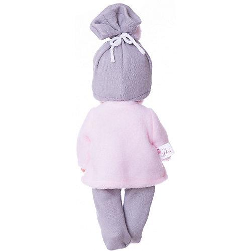 "Кукла Asi ""Пупсик"" в серо-розовом костюме, 20 см от Asi"