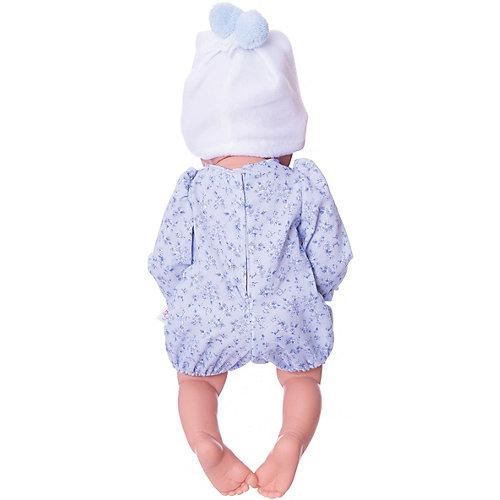 Кукла-реборн Asi Лукас в голубом боди 40 см, арт 324041 от Asi