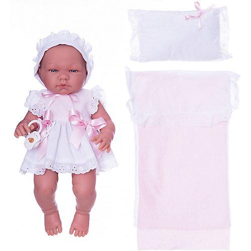 Кукла-реборн Asi Мария в платье и чепчике 45 см, арт 363490 от Asi