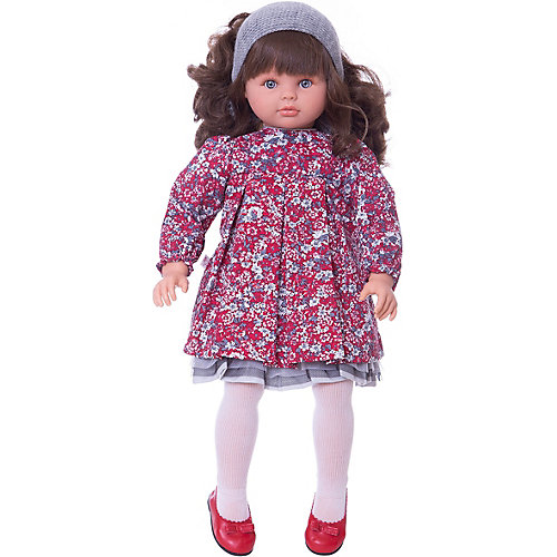 """Классическая кукла Asi """"Пепа"""" в розовом платье, 60 см от Asi"""