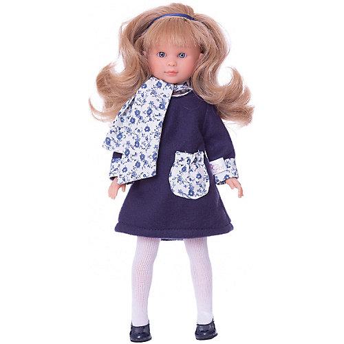Классическая кукла Asi Селия в синем пальто 30 см, арт 163310 от Asi