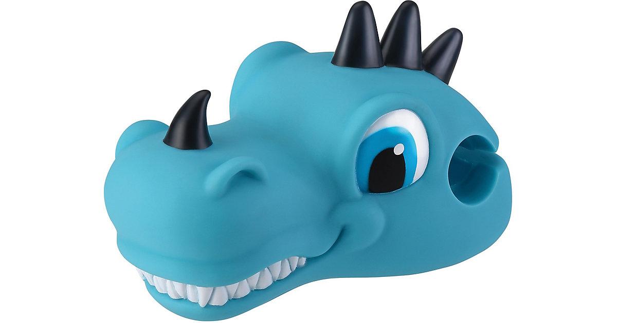 Scooterkopf Dino, blau