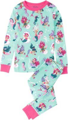 Пижама Hatley для девочки - голубой