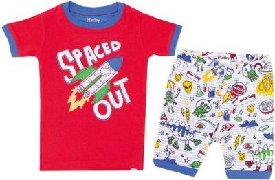 Пижама Hatley для мальчика - красный