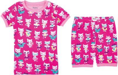 Пижама Hatley для девочки - розовый