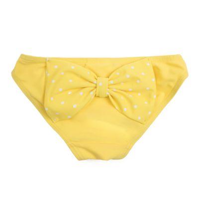 Плавки PlayToday для девочки - желтый