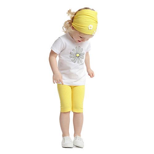 Леггинсы PlayToday - желтый от PlayToday