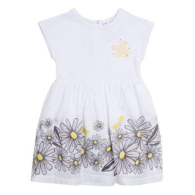 Платье PlayToday для девочки - разноцветный