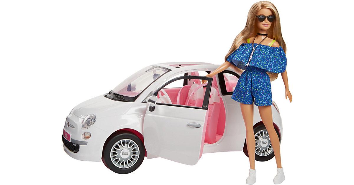 Mattel · Barbie Fiat