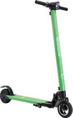Электросамокат Malamut E-Green, зелёный