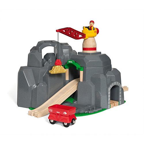 """Игровой набор Brio """"Туннель с подъемным краном"""" от BRIO"""