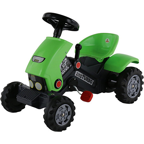 """Каталка-трактор с педалями Полесье """"Turbo-2"""" от Полесье"""