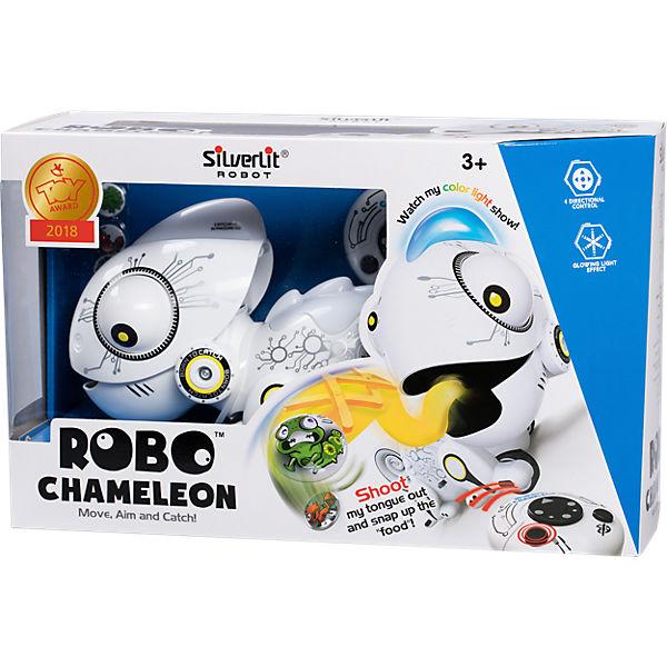 """Радиоуправляемый робот Silverlit """"Хамелеон"""""""