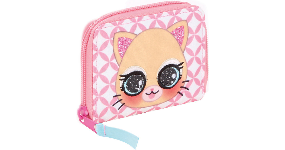 Lulupop Geldbörse Katze Mädchen Kinder