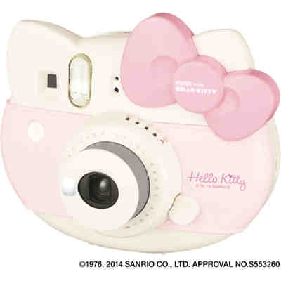 instax mini Hello Kitty Set Sofortbildkamera inkl. Film
