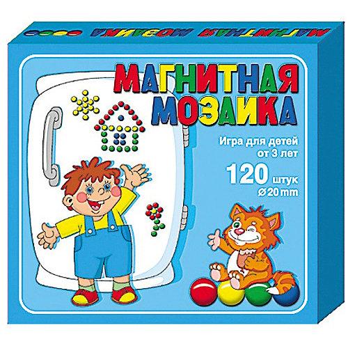 Магнитная мозаика Десятое королевство, 120 элементов