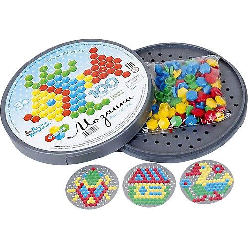 Мозаика Десятое королевство шестигранная, 100 элементов от Десятое королевство