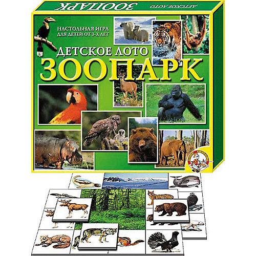 """Лото Десятое королевство """"Зоопарк"""" от Десятое королевство"""