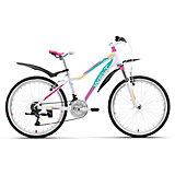 "Велосипед Welt ""Edelweiss 20"", фиолетовый"