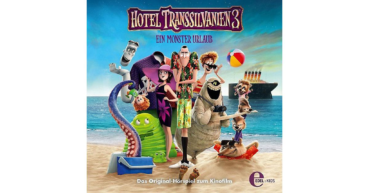 CD Hotel Transsilvanien 3 - Ein Monster Urlaub ...