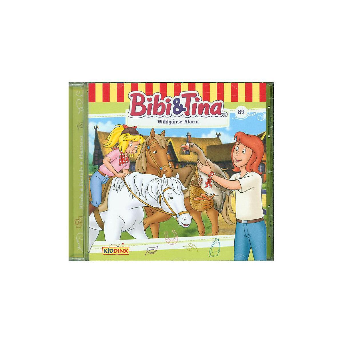 cd bibi und tina 89  wildgänsealarm bibi und tina  mytoys