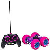 """Радиоуправляемая машинка Silverlit """"360 кросс"""" 1:18, для девочек"""