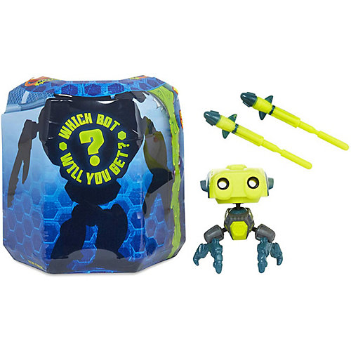 "Игровой набор MGA Entertainment ""Ready2Robot"" Капсула и минибот, набор 1 от MGA"