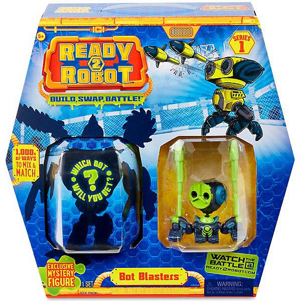 """Игровой набор MGA Entertainment """"Ready2Robot"""" Капсула и минибот, набор 1"""