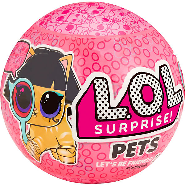 L.O.L. Surprise Pets Ball- Serie 4 - 2A, L.O.L.