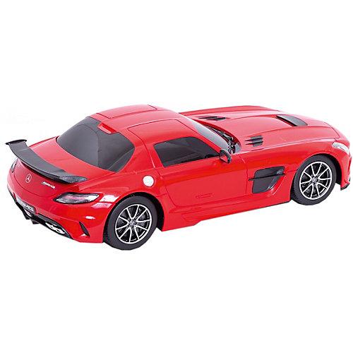 """Радиоуправляемая машинка Rastar """"Mercedes-Benz SLS AMG"""", 1:18, красная от Rastar"""