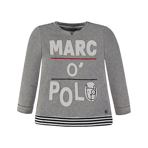 Marc,Marc O´Polo Langarmshirt Hundemotiv Gr. 92 Jungen Kleinkinder | 04056746851518