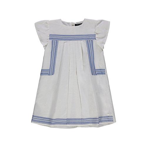 Marc,Marc O´Polo Kinder Kleid mit Flügelarm Gr. 128 Mädchen Kinder | 04056746848600