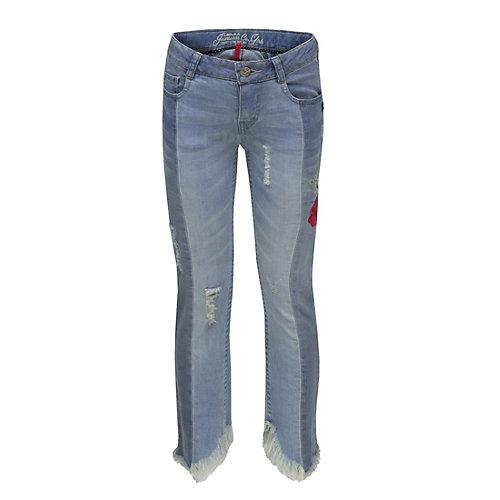 Hose Jeans Girls Skinny , Bundweite MID Gr. 170 Mädchen Kinder   04056746811697
