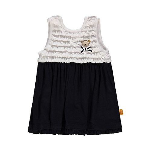 Steiff Kinder Kleid ohne Arm Gr. 92 Mädchen Kleinkinder | 04056178717536