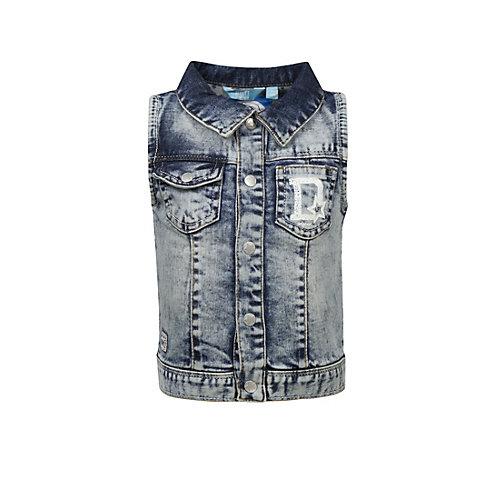 Weste Jeans Gr. 62 Jungen Baby   04056178601026