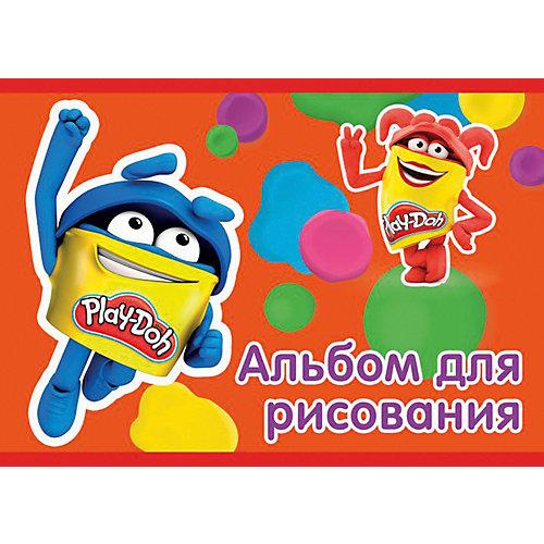 """Альбом для рисования Darpeje """"Play-Doh"""" А5, 40 листов от Darpeje"""