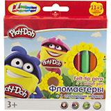 "Набор фломастеров Darpeje ""Play-Doh"", 12 предметов"