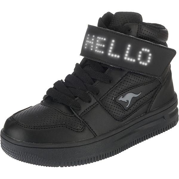 online retailer e682f 47986 Kinder LED Sneakers High FUTURE-SPACE HI, KangaROOS