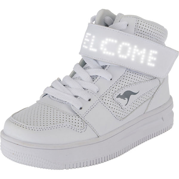 cheap for discount 48366 216a1 Kinder LED Sneakers High FUTURE-SPACE HI