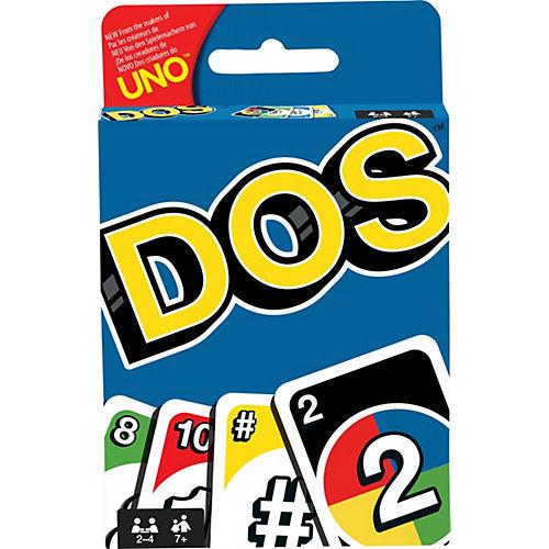 Карточная игра Mattel Games DOS от Mattel